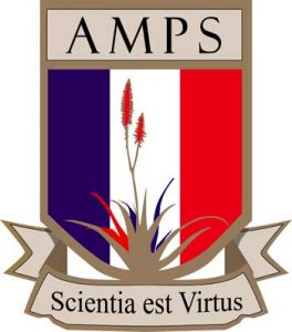 AMPS Badge